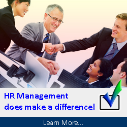 Human Resources Management does make a difference!
